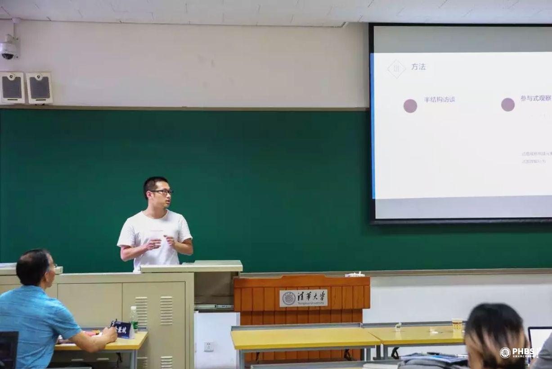 我院碩士生歐陽榮鑫、肖喻心獲邀參加清華大學博士生學術論壇