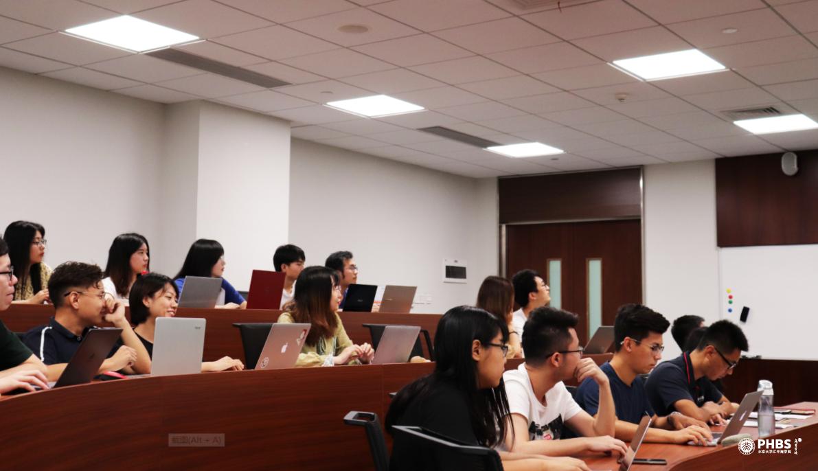2019年北京大学汇丰商学院学生社团联席会顺利召开