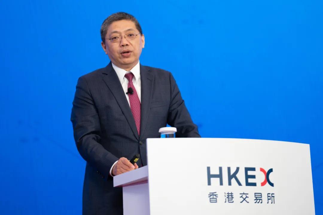 巴曙松教授参加并主持香港交易所人民币定息及货币论坛