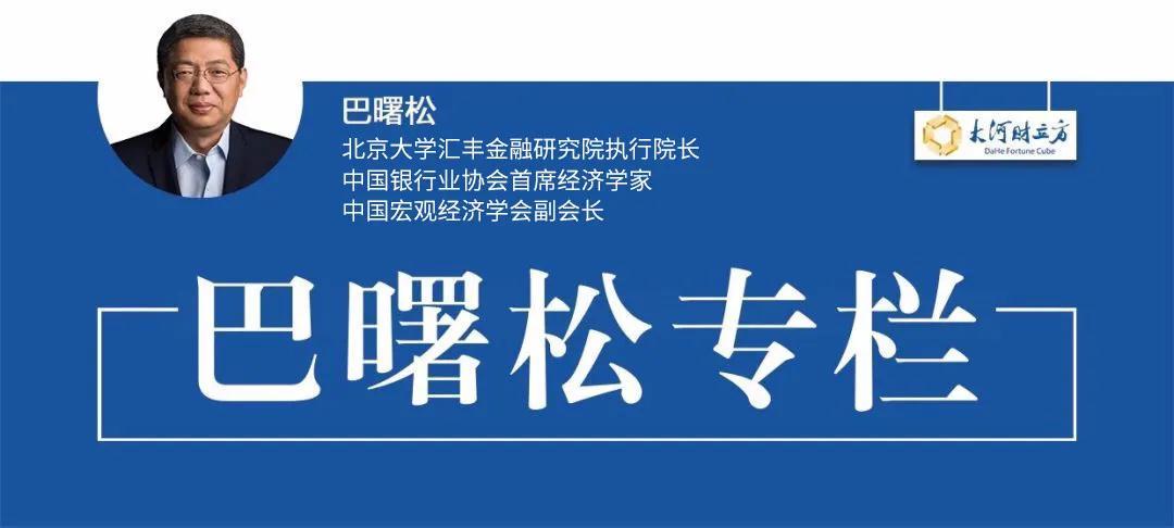 """【大河报】巴曙松: 依托数字经济优势形成""""双循环""""新引擎"""