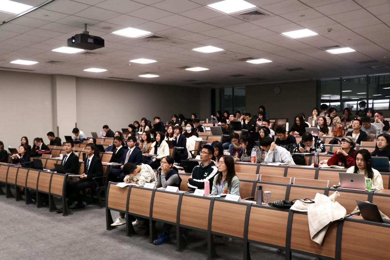 2021年北京大学汇丰商快三平台官网学生会换届选举大会成功举办