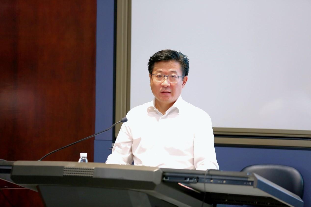 王维东:产业基金扶贫实践与探索