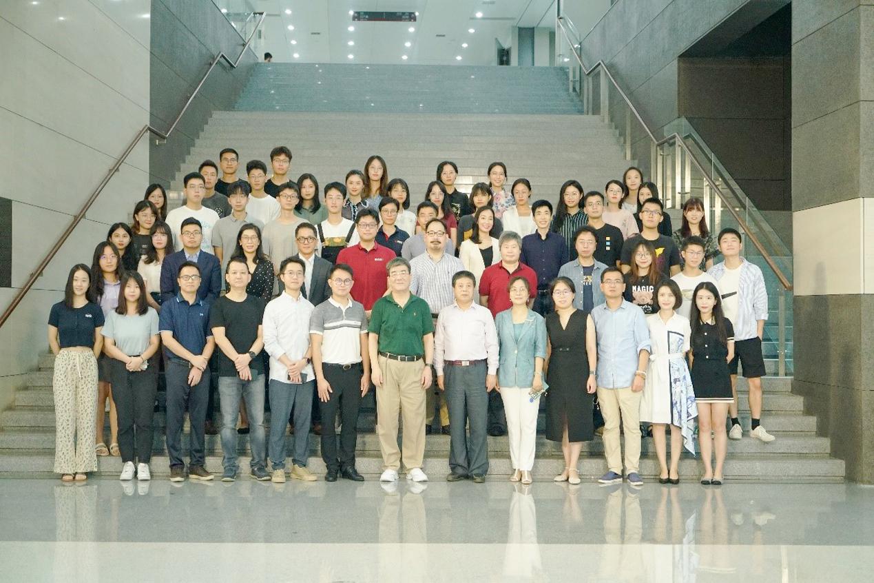 北大汇丰财经传媒专业学生作品展暨优秀作品颁奖典礼举行